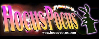 Hocus Pocus product browser