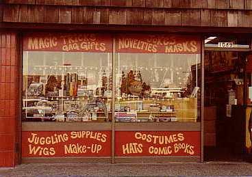 hocus pocus magic shop